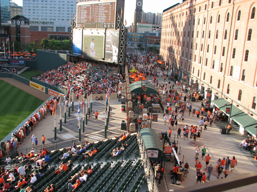 Image result for eutaw street baltimore