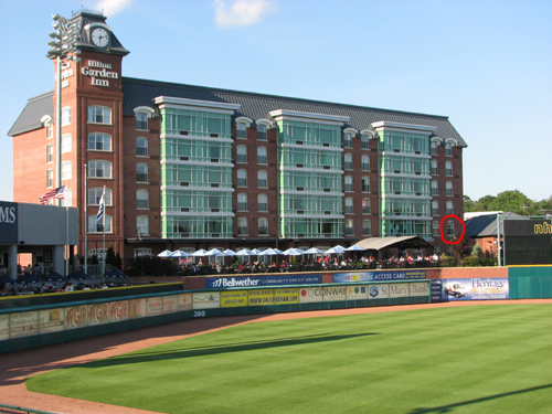 New Hampshire Fisher Cats July 28 The Ballpark Guide