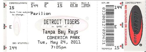 tiger games tickets