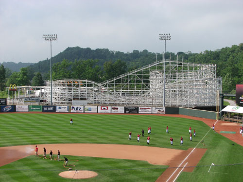 Peoples Natural Gas Park Altoona
