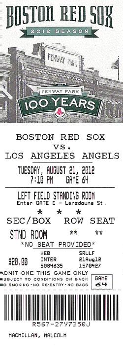 boston-red-sox-ticket