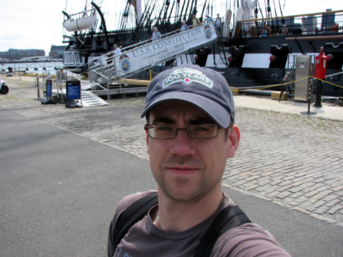 malcolm-at-uss-constitution