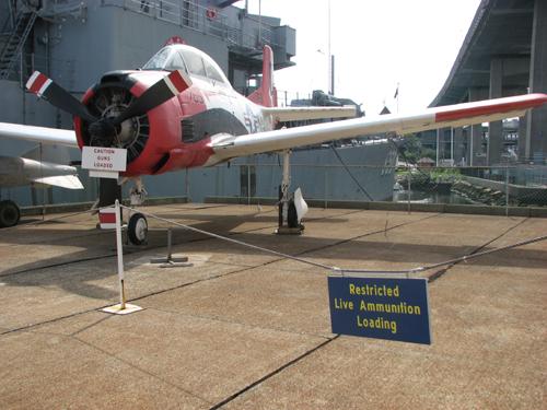 battleship-cove-airplane-live-ammo