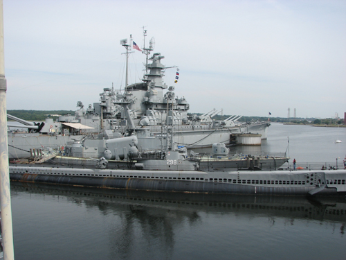 battleship-cove-uss-massachusetts-uss-lionfish