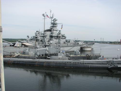 battleship-cove-uss-massachusetts-uss-lionfish