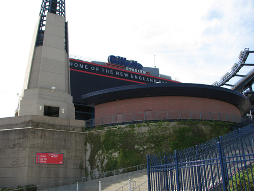 new-england-patriots-gillete-stadium-view