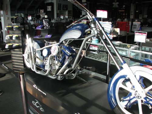 orange-county-choppers-yankees-bike