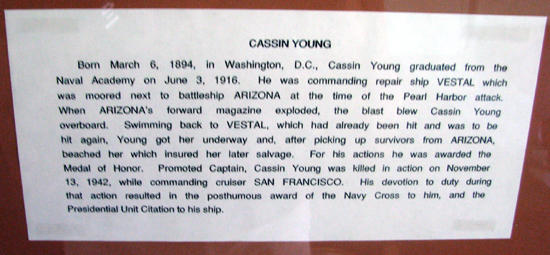 uss-cassin-young-plaque