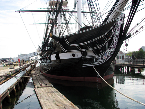uss-constitution-bow