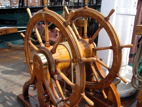 uss-constitution-ship-wheel