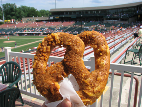 prince-george's-stadium-food-pretzel