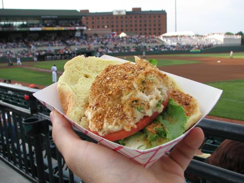 - ripken-stadium-crab-cake-sandwich