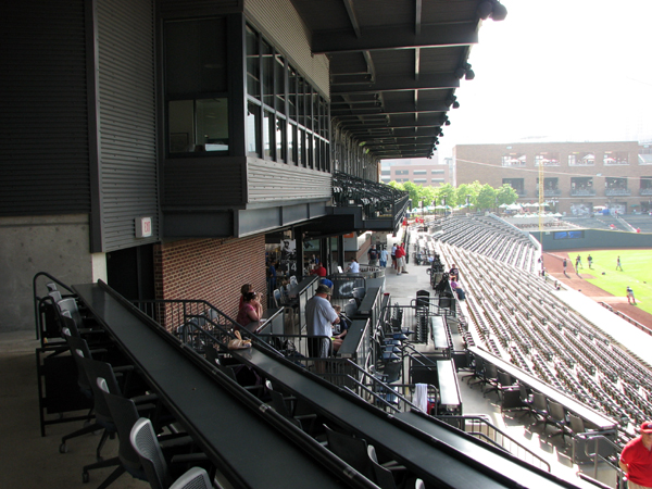 Columbus Clippers The Ballpark Guide