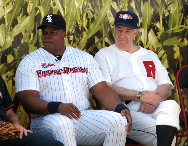 pepsi-max-field-of-dreams-frank-thomas-joe-altobelli