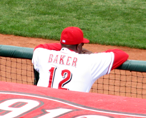 great-american-ball-park-dusty-baker-cincinnati-reds