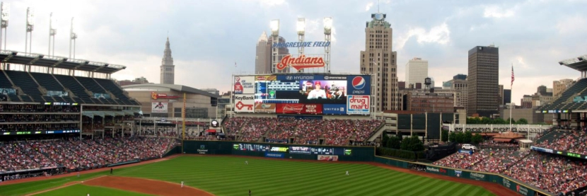 progressive-field-cleveland-panorama-city-skyline