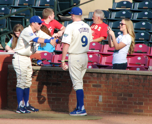whitaker-bank-ballpark-lexington-players-with-fans