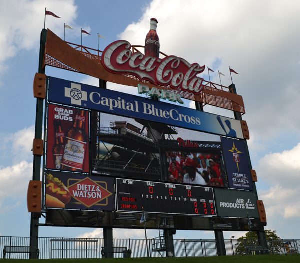 coca-cola-park-video-board