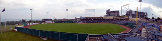 medlar-field-at-lubrano-park-panorama-left-field-corner
