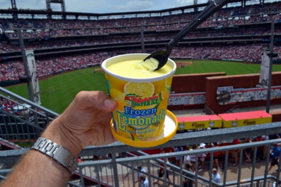 citizens-bank-park-food-philadelphia-water-ice-lemon