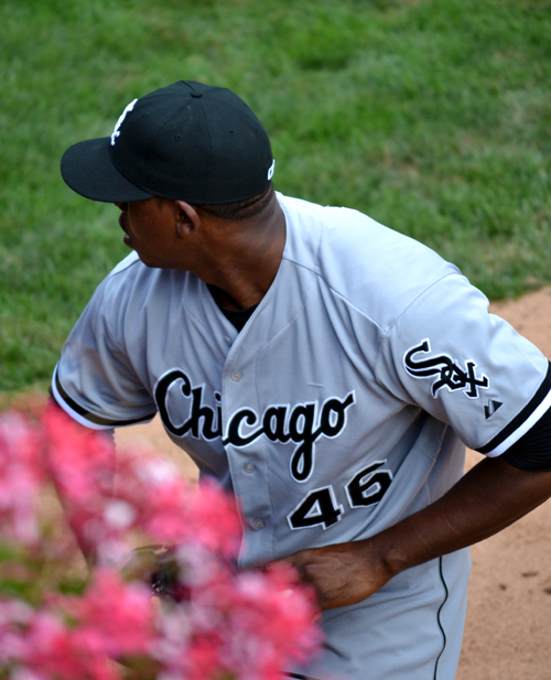 donnie-veal-chicago-white-sox-bullpen