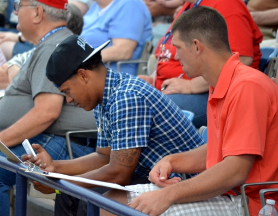 marcus-stroman-in-stands