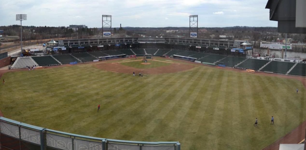 Northeast Delta Dental Stadium The Ballpark Guide