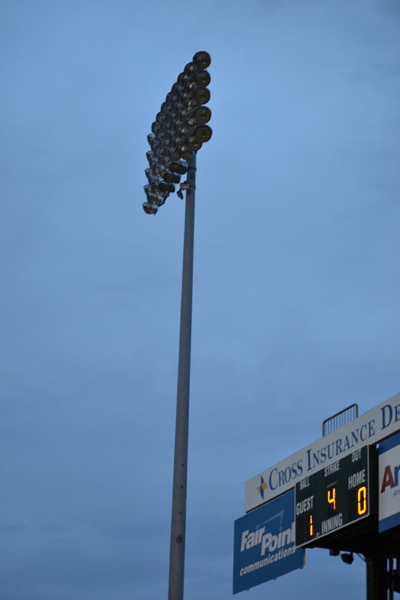 northeast-delta-dental-stadium-lights-out