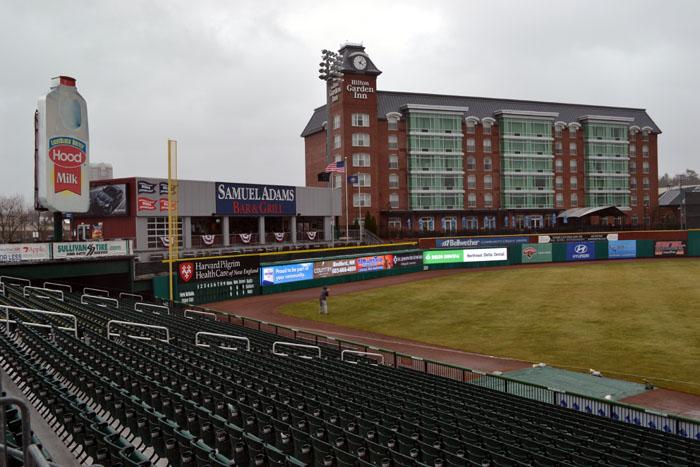 northeast-delta-dental-stadium-rain