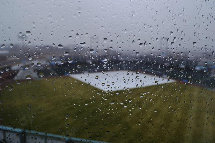 northeast-delta-dental-stadium-rainy-window-hotel