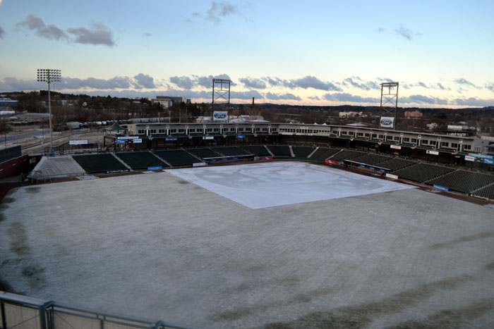 northeast-delta-dental-stadium-snow-field-1