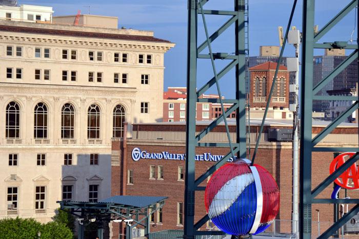 Comerica park the ballpark guide for Hilton garden inn downtown detroit