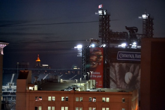 hilton-garden-inn-detroit-downtown-night-comerica-park-video-board