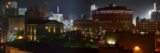 hilton-garden-inn-detroit-downtown-night-view