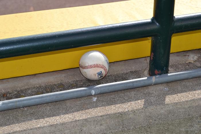frontier-field-batting-practice-home-run-ball