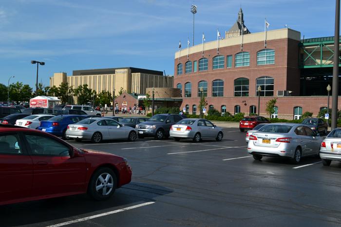 frontier-field-parking-lot-view