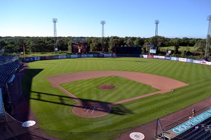syracuse-chiefs-nbt-bank-stadium-empty-field