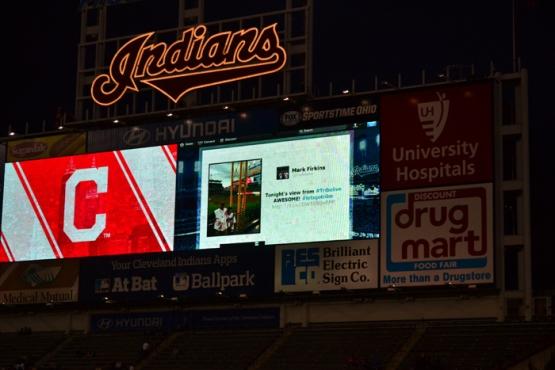 progressive-field-mark-tweet-video-board