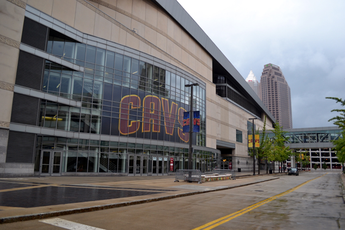 quicken-loans-arena-outside