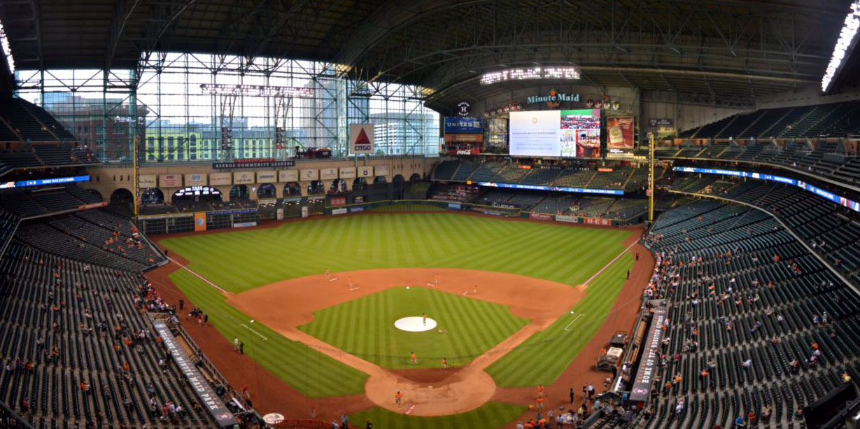 Minute Maid Park The Ballpark Guide