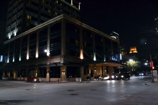 westin-houston-downtown-front-night
