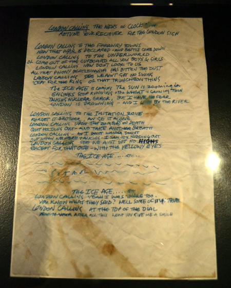 rock-hall-of-fame-london-calling-lyrics