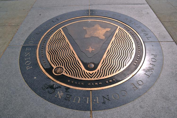 point-state-park-plaque