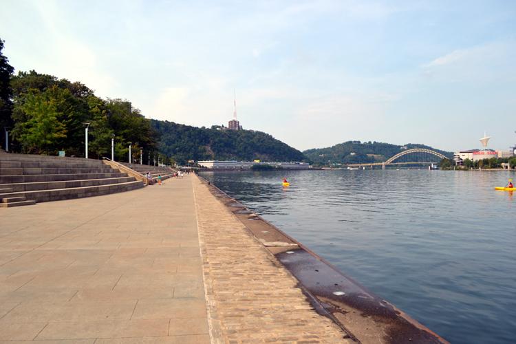 walking-along-river