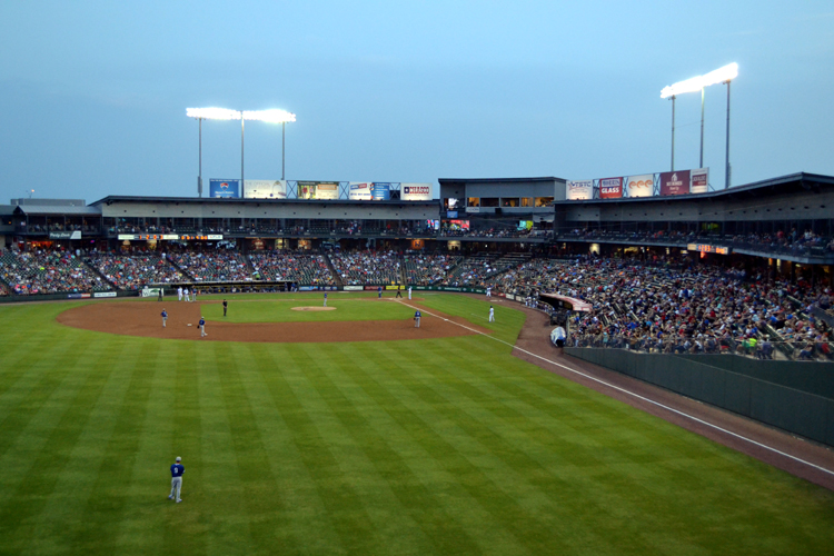 dell-diamond-home-run-porch-view-night