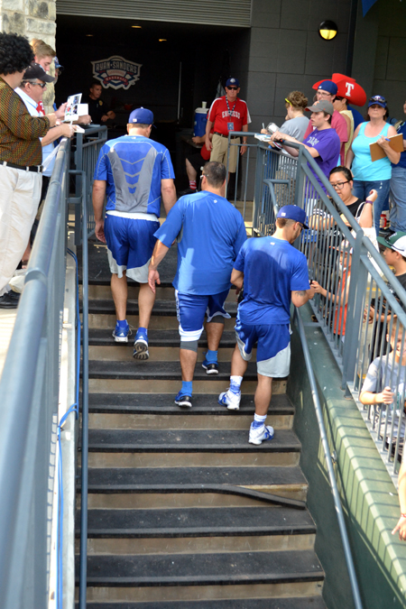 dell-diamond-player-stairs
