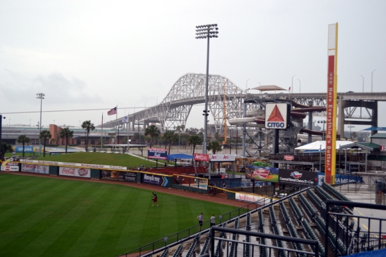 whataburger-field-bridge-rain