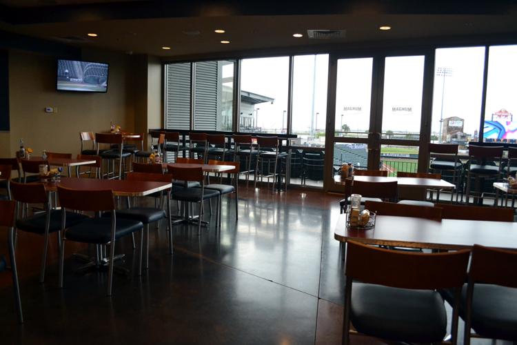 whataburger-field-club-dining-area