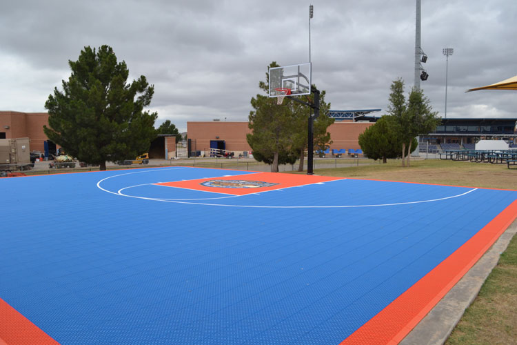 security-bank-ballpark-basketball-court