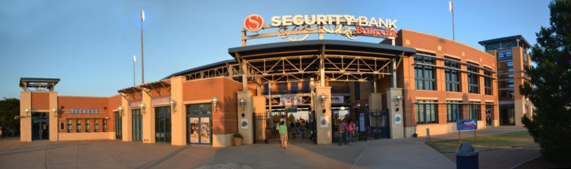 security-bank-ballpark-outside-gate-pano
